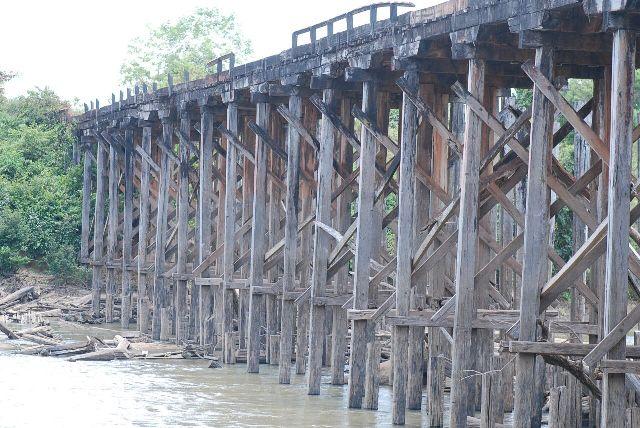 BR-156: Reparos na ponte do Cassiporé vão durar mais 20 dias
