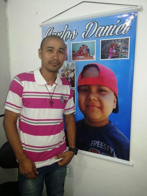 ONG Carlos Daniel: A dor transformada em luta