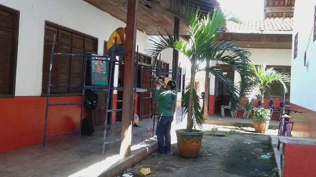 Quase tudo pronto: Rede municipal de Macapá retoma aulas no dia 3 de agosto