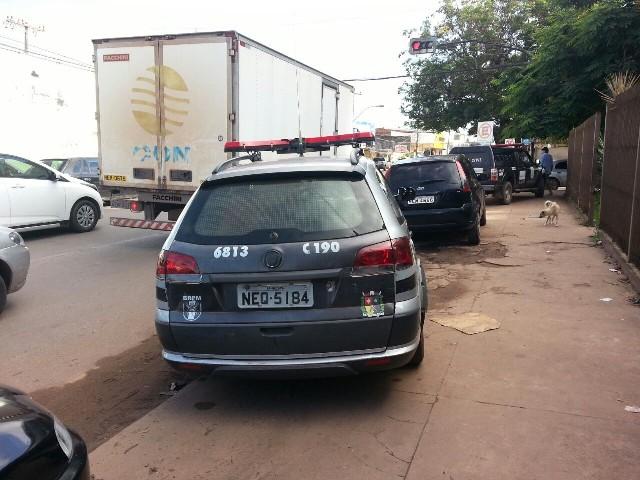 Tiroteio no Congós: Briga por mulher acaba com policial militar baleado