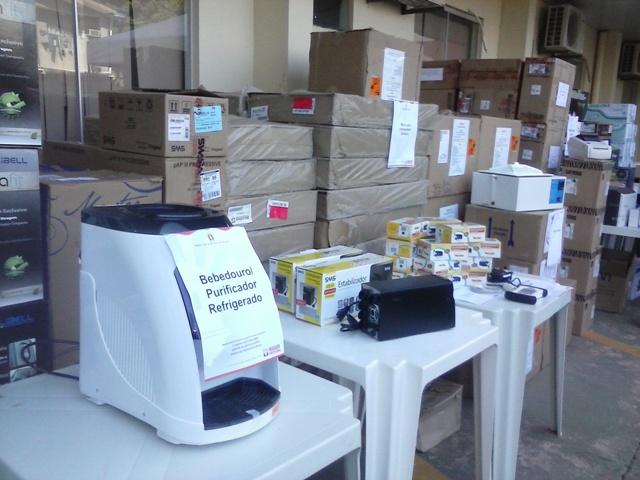 Emendas parlamentares: Unidades de saúde de Macapá recebem equipamentos