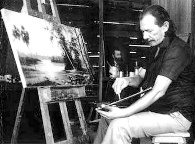 saindo do baú: Exposição mostra obras inéditas de R. Peixe