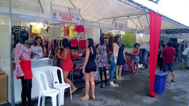 Sebrae: Contra a crise, empresas de Santana expõem produtos e serviços