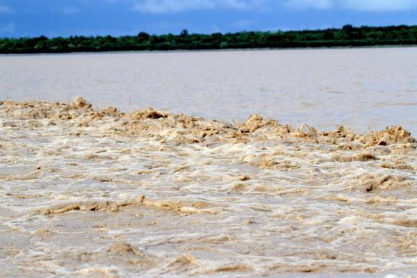 Rio Araguari: Pesquisadores vão investigar o fim da pororoca