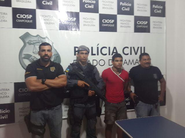 Calçoene: Lutador de artes marciais é preso por tentativa de latrocínio
