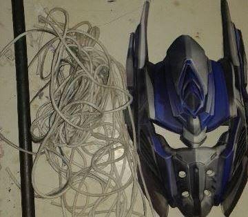 Pedrinhas: Bandido invade escola com máscara de super-herói