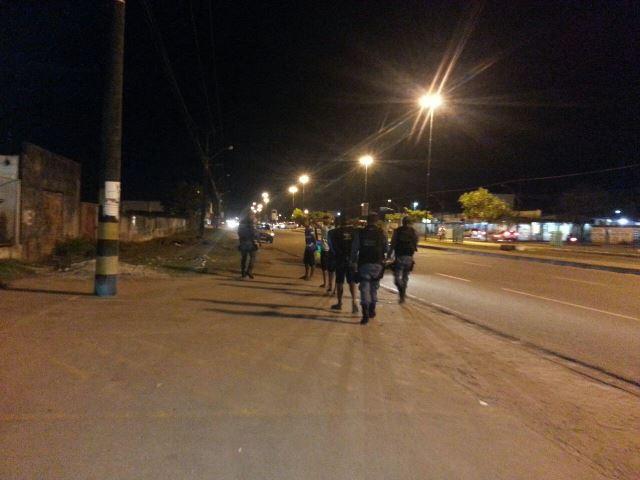 Impunidade: No Macapaba, o medo de denunciar