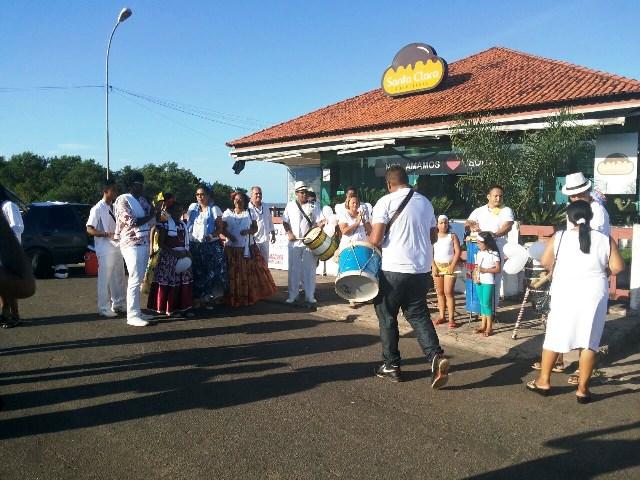 Não ao preconceito: Intolerância religiosa é alvo de protesto em Macapá