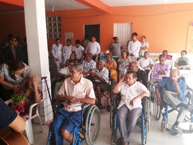 Visita da OAB: Abrigo São José enfrenta superlotação de idosos