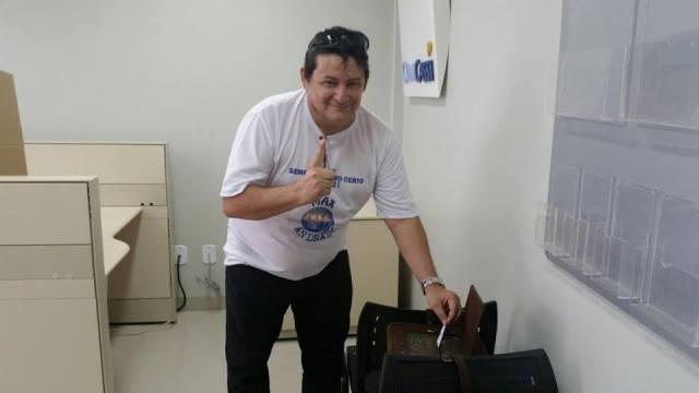 Mais um mandato na AABB: Reeleito, Max anuncia aposentadoria