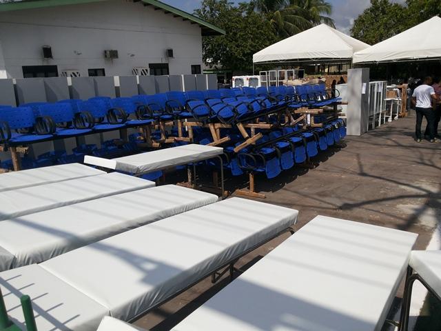 saúde municipal: Unidades básicas de Macapá recebem equipamentos