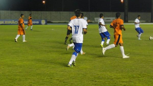 nesta segunda-feira: Paysandu e Ypiranga fazem a final da Copa Amazônia Sub-17