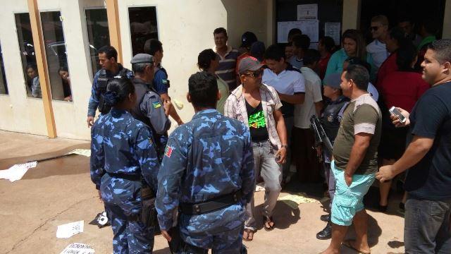 MP recomenda exoneração de comandante da Guarda Municipal