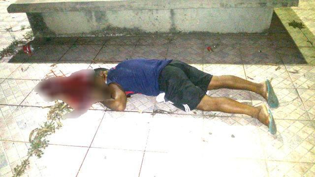 Terçado: Policiais encontram pescador morto no P.Socorro