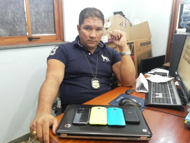 Tecnologia: O policial que encontra celulares roubados