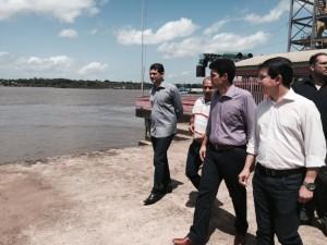 Para Santana: Ministro da Pesca anuncia transferência de superintendência