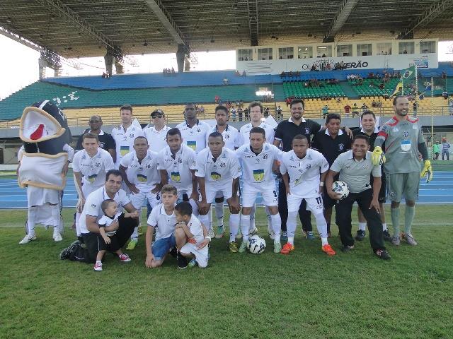 Brasileiro: Fora de casa, Santos-AP enfrenta o Palmas-TO neste domingo, 22