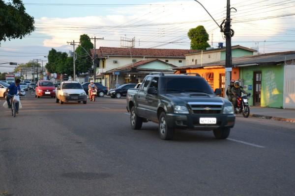 fiscalização nas ruas: Detran começa cobrar licenciamento na próxima semana