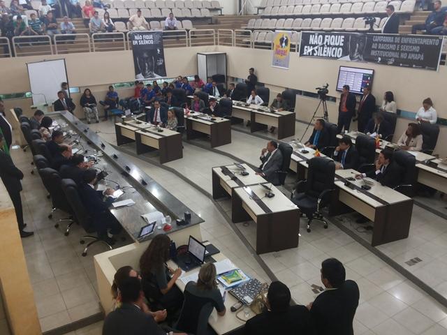 Assembleia nega autorização para processar Waldez