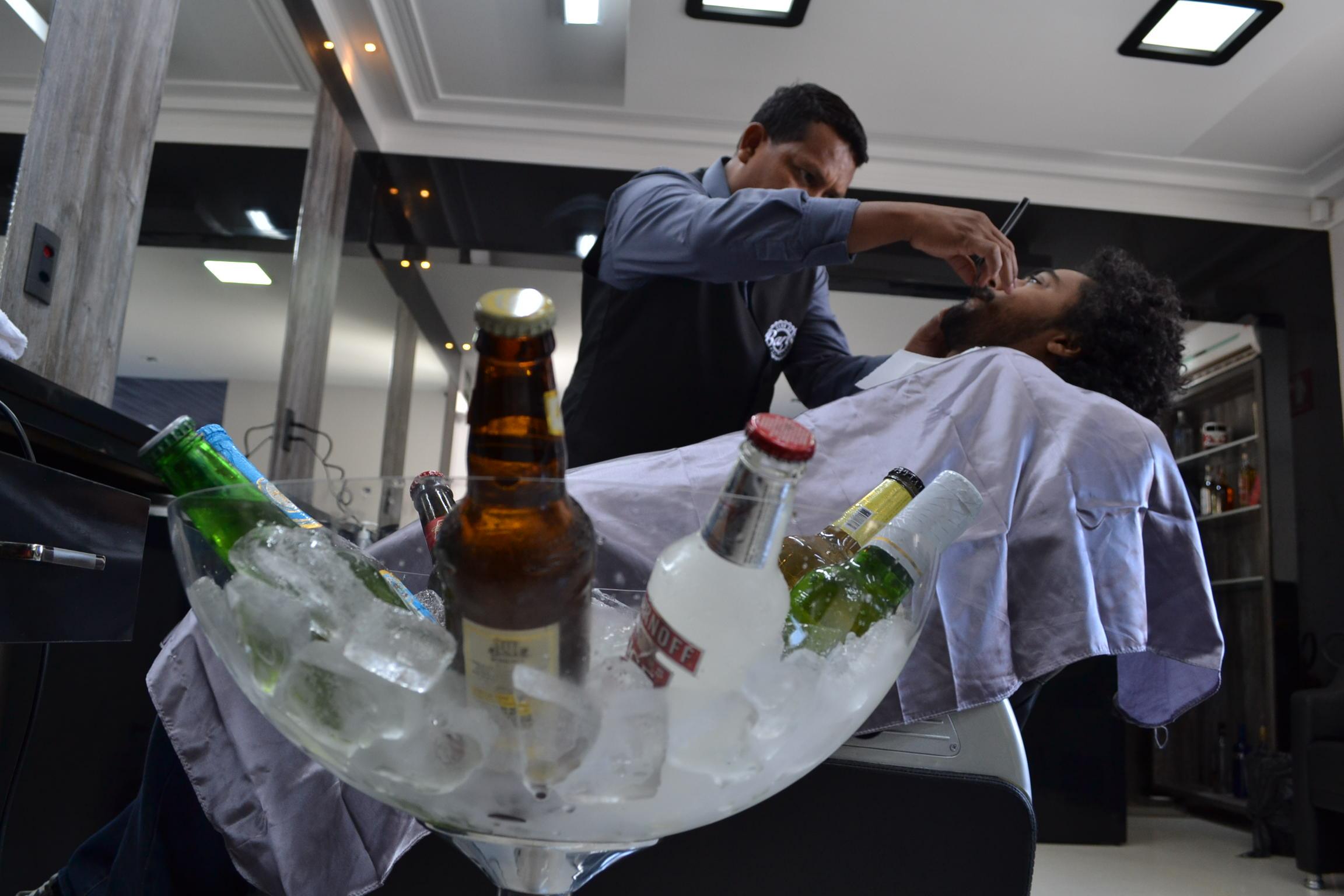 Club da Barba: Salão para homens inova em atendimento e serviços