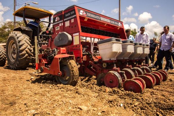 Lançamento do PPI: Programa incentiva produção de alimentos no AP