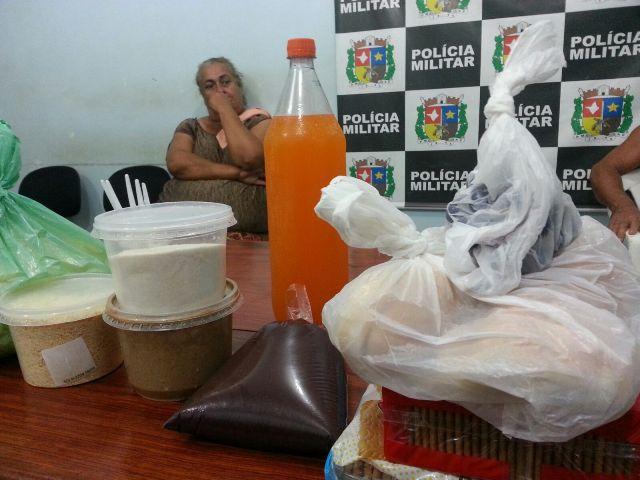Estranho amor: No Cesein, mãe é presa tentando entregar drogas para o filho