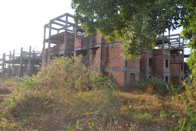Herança: Obras do PAC abandonadas beneficiariam mais de 800 famílias