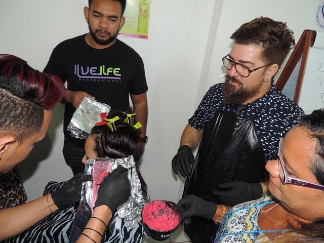 Estética: Interesse de guianenses faz multiplicar salões de beleza na fronteira