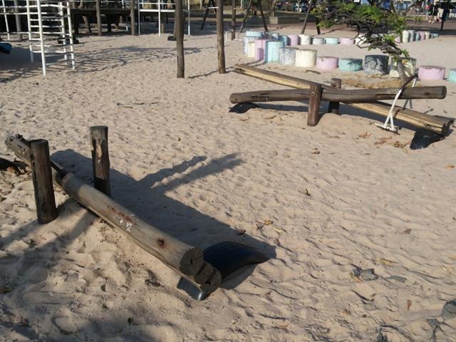 Parque do Forte: Era um vez um lugar bonito …