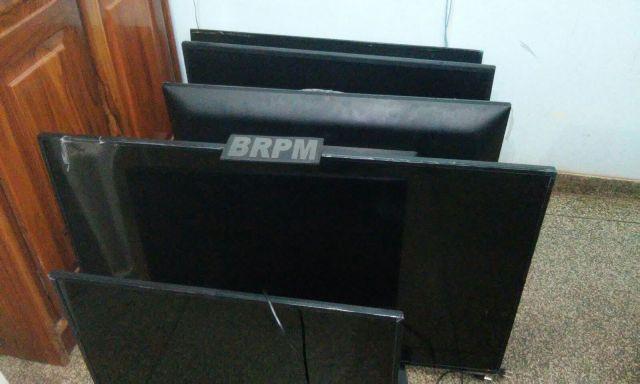 Pacoval: BRPM recupera televisores avaliados em R$ 20 mil