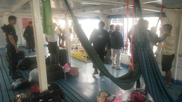 Macapá e Santana: PF, Bope e Capitania fazem operação contra o tráfico em áreas portuárias