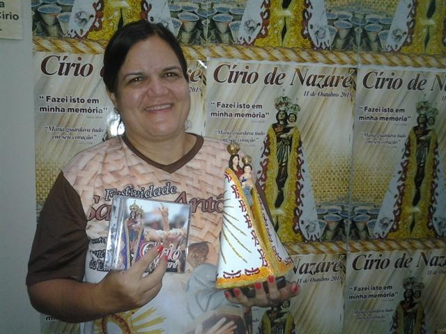 Produtos variados: Igreja comercializa lembranças do Círio de Nazaré