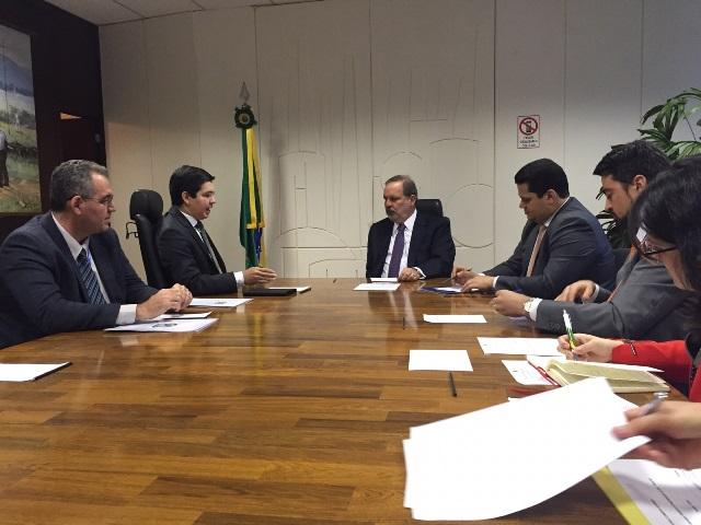 Economia: Ministério cria equipe para cuidar da regulamentação da Zona Franca Verde