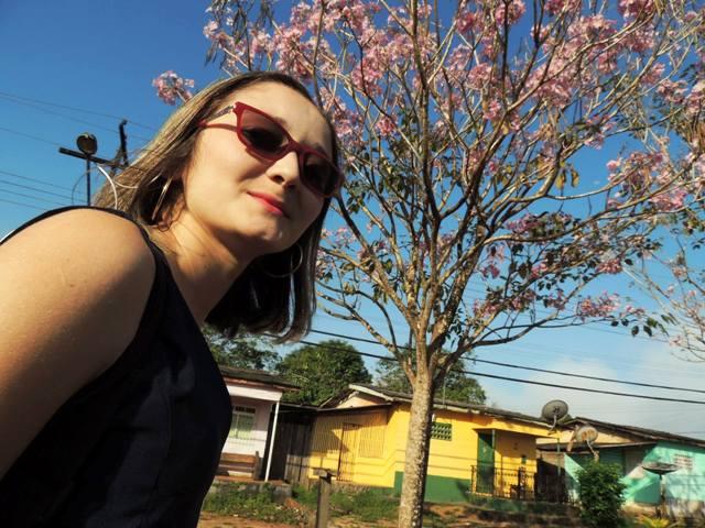 Ipês: Um colorido diferente na paisagem de Oiapoque