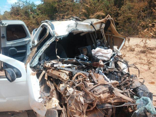 Ramal do Camaipi: Acidente grave na AP-130