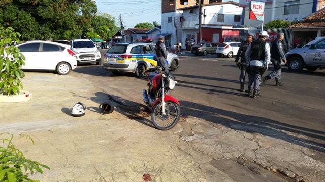 Laguinho: Assaltantes morrem em troca de tiros com o BRPM