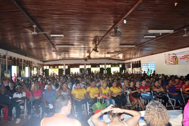 São José: Audiência esclarece processo de sorteios de conjunto habitacional