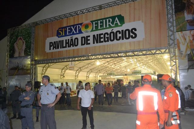 Expofeira terá R$ 2 milhões do Ministério da Agricultura