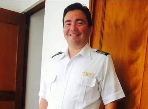 Comandante Waldeck: Piloto amapaense morre em desastre aéreo na Colômbia