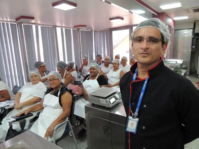 Operação Ágata: População de Oiapoque recebe cursos profissionalizantes