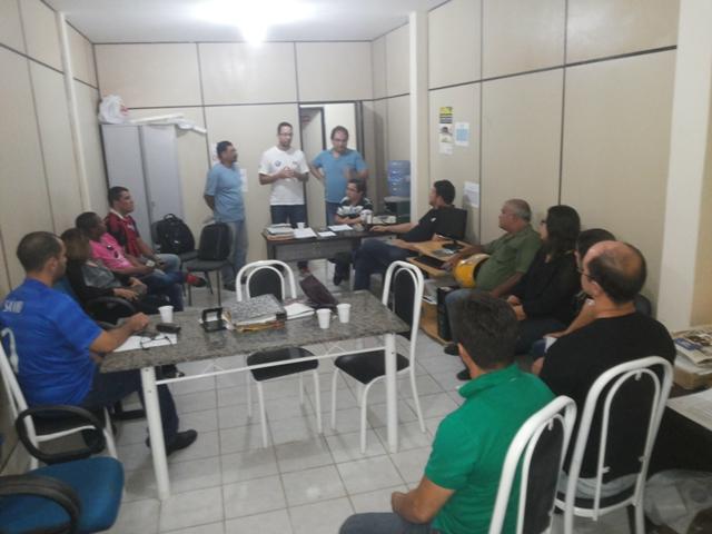 Economia, engenharia e infraestrutura: Servidores anunciam greve a partir do dia 26