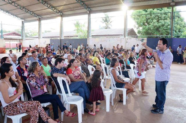 Emenda Participativa: Moradores de Macapá e Santana definem prioridades para 2016