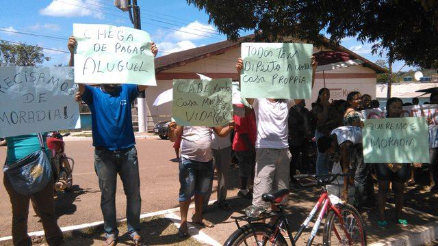 Minha Casa, Minha Vida: Fracassa audiência entre prefeitura e invasores