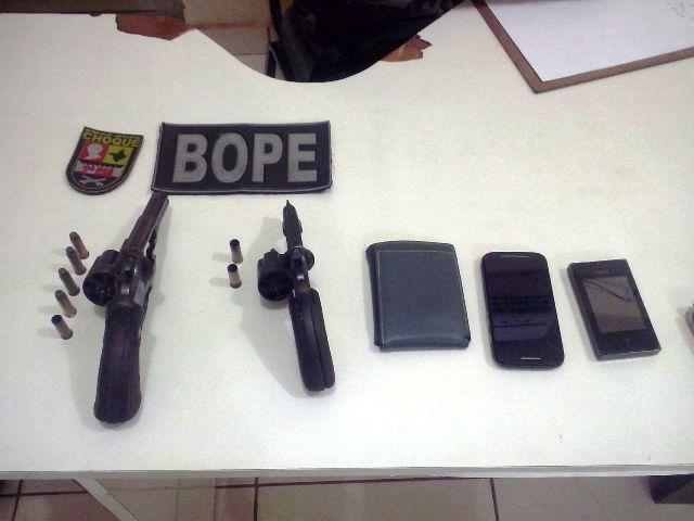 Porto Grande: Cerco do Bope termina com bandido morto e outro ferido