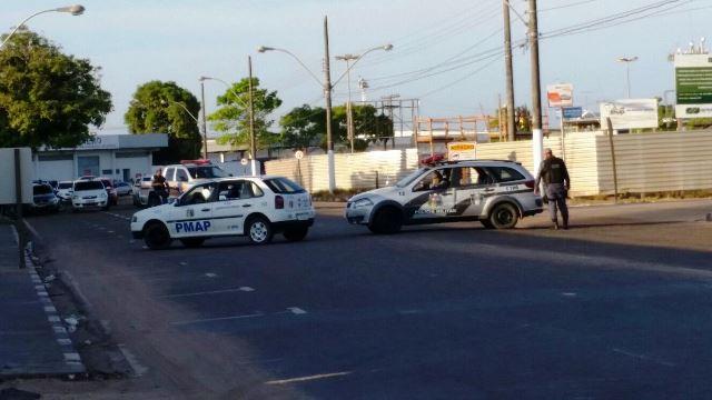 Assaltantes: Polícia cerca o Aeroporto de Macapá; há 1 refém