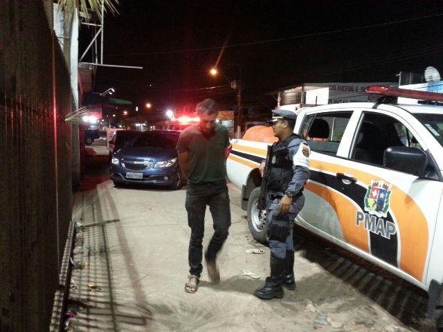 Homicídio: Foragido do RN é preso em Macapá