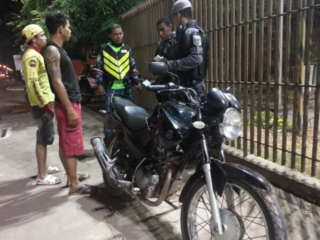 """Resgate:  """"Sequestro"""" de moto termina com surpresa para o bandido"""