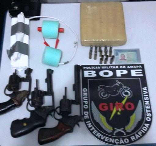 Mazagão: Bope mata 3 em troca de tiros