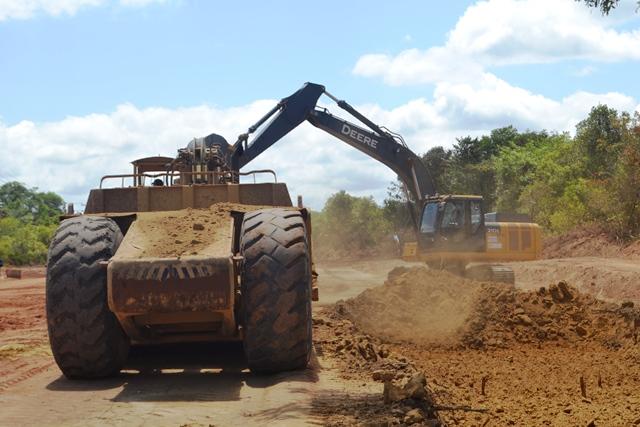 Autorização do IPHAN: Obras da rodovia AP-070 serão retomadas