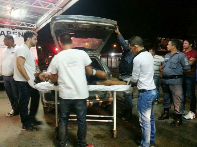 Brasil Novo: É grave estado de saúde de assaltante de 14 anos espancado por moradores